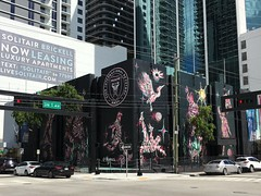 Yet Another Paint Job For this Building In Brickell