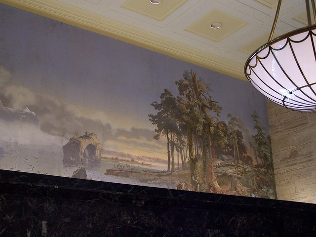 Fairmont Royal York Hotel - Toronto Ontario - Canada -  Beautiful Main Entrance/Exit of the Fairmont Royal York