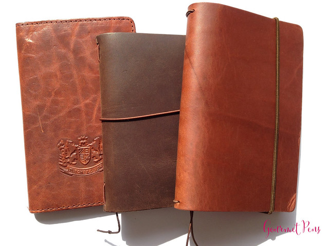 Midori Traveler's Notebook Leather Journal Covers 13