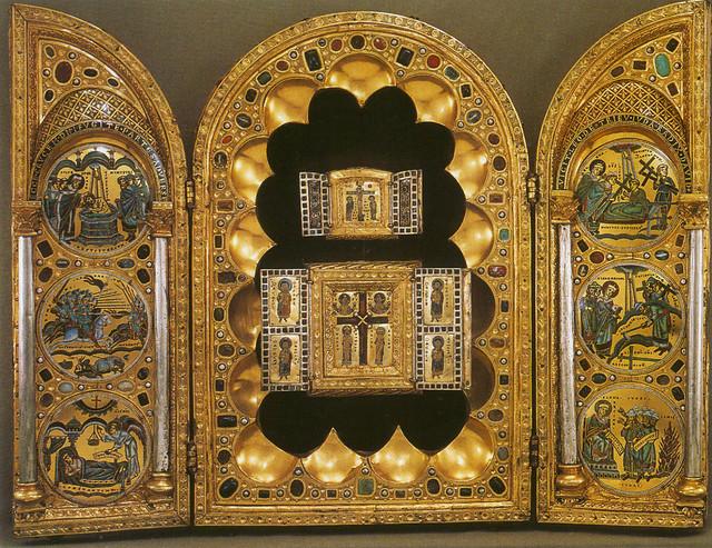 Stavelot Triptych,parousie.over-blog.fr