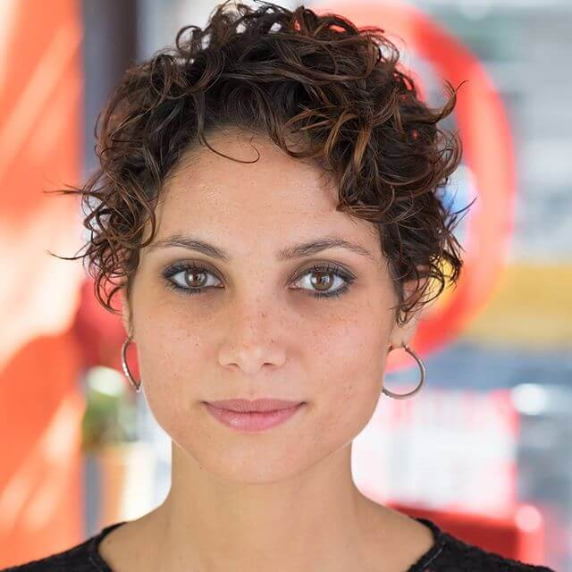 Best Bold Curly Pixie Haircut 2019- 50 Hairstyle Inspirations 12