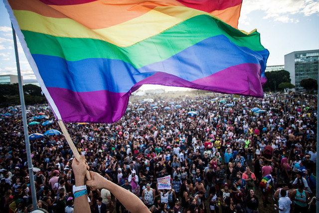 Bolsonaro e Daciolo apresentam em seus programas ataques às demandas da população LGBT - Créditos: Mídia Ninja