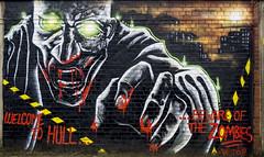 Beware Hull Zombies