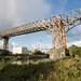 Warrington transporter bridge 10 sep 18