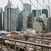 Brooklyn Bridge #V by Alexander Rentsch