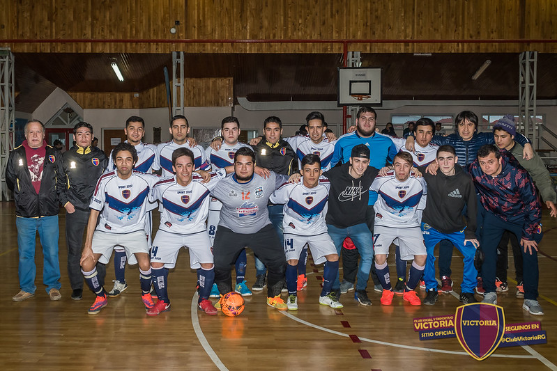 Torneo Apertura 2018 [Futsal] Victoria C vs Dinamo - 22/09/18