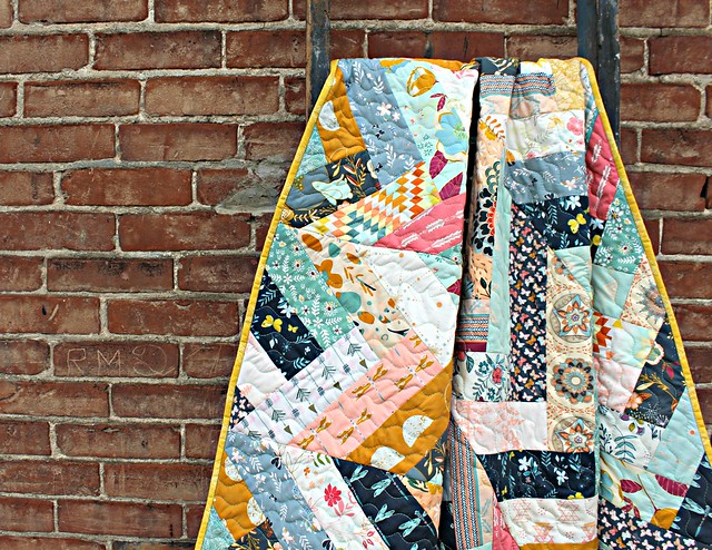 Maureen Cracknell Handmade Friendship Braid Baby Quilts