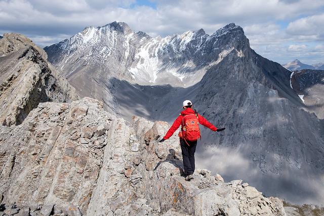 Scrambles - Mt. Arethusa - Sept 2018-5