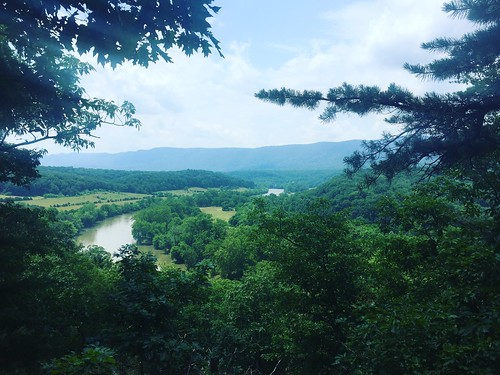 viewfromcullersoverlook scenic overlook river mountains