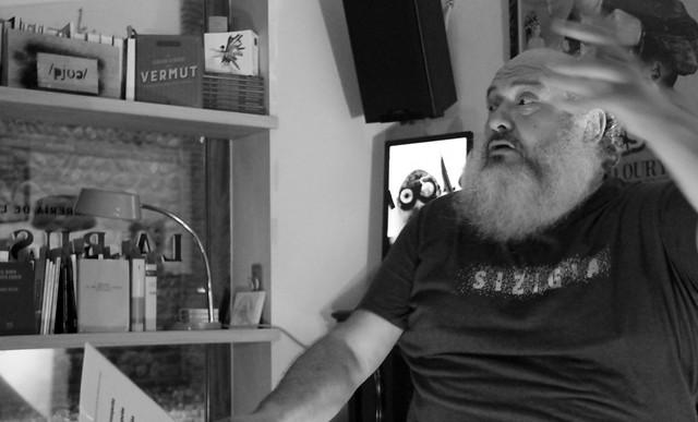 antiOOlogía de Felipe Zapico, lo dicho y lo callado - Bar Belmondo · La Buscona · 5.9.18