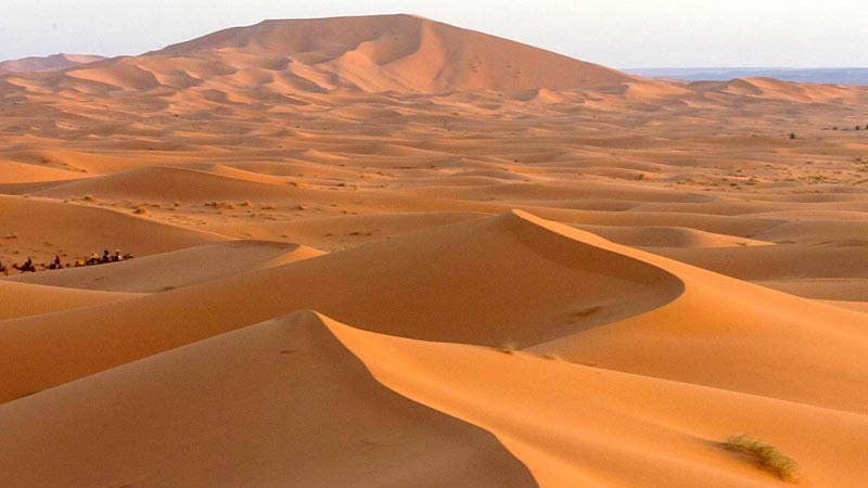 Gurun Sahara.