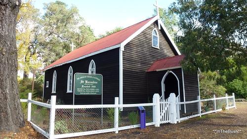 Saint Barnabas Anglican Church, Greenbushes WA