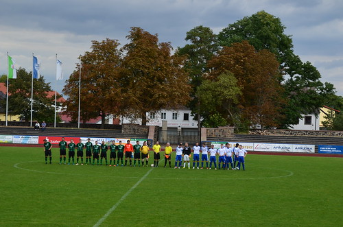 TSV Leuna 1919 2:1 SSC Weißenfels II