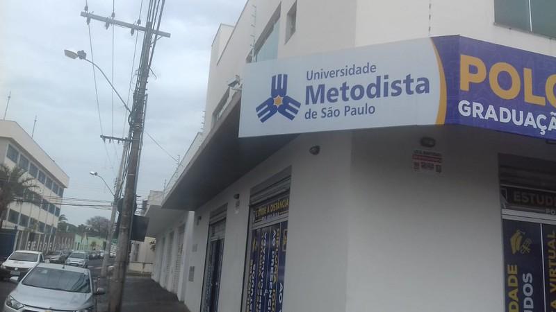 Inauguração do Polo Uberlândia (MG) da Educação Metodista EAD