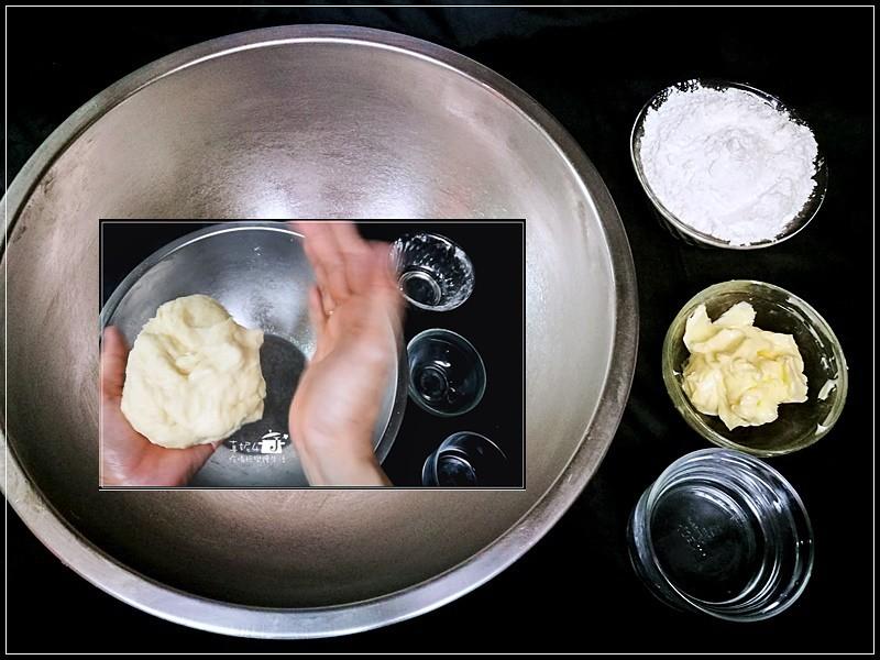 蛋黃酥的做法