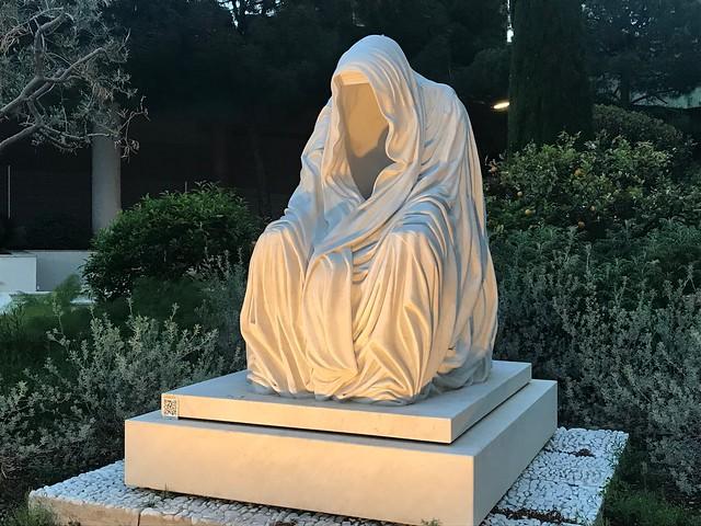 Le manteau de la conscience, d'Anna Chromy