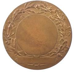 Pigeon Award Medal reverse