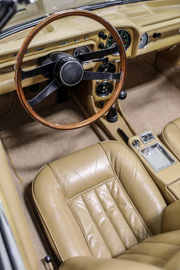 1966 PORSCHE 911 roadster Bertone