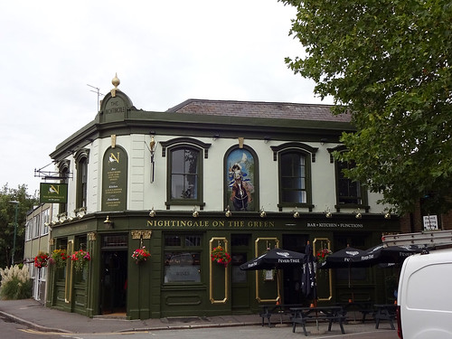 Nightingale on the Green, Wanstead, London E11