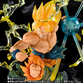 Dragon Ball Z Figuarts ZERO Extra Battle: Super Saiyan Goku– The Burning Battle Release Info!