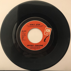 JEFFEREY OSBORNE:DON'T STOP(RECORD SIDE-A)