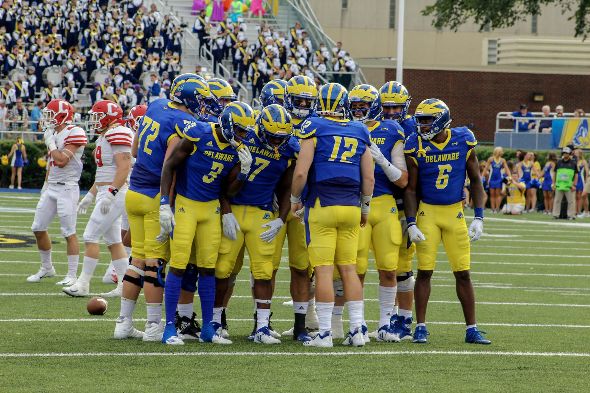 Delaware football gears up for CAA play
