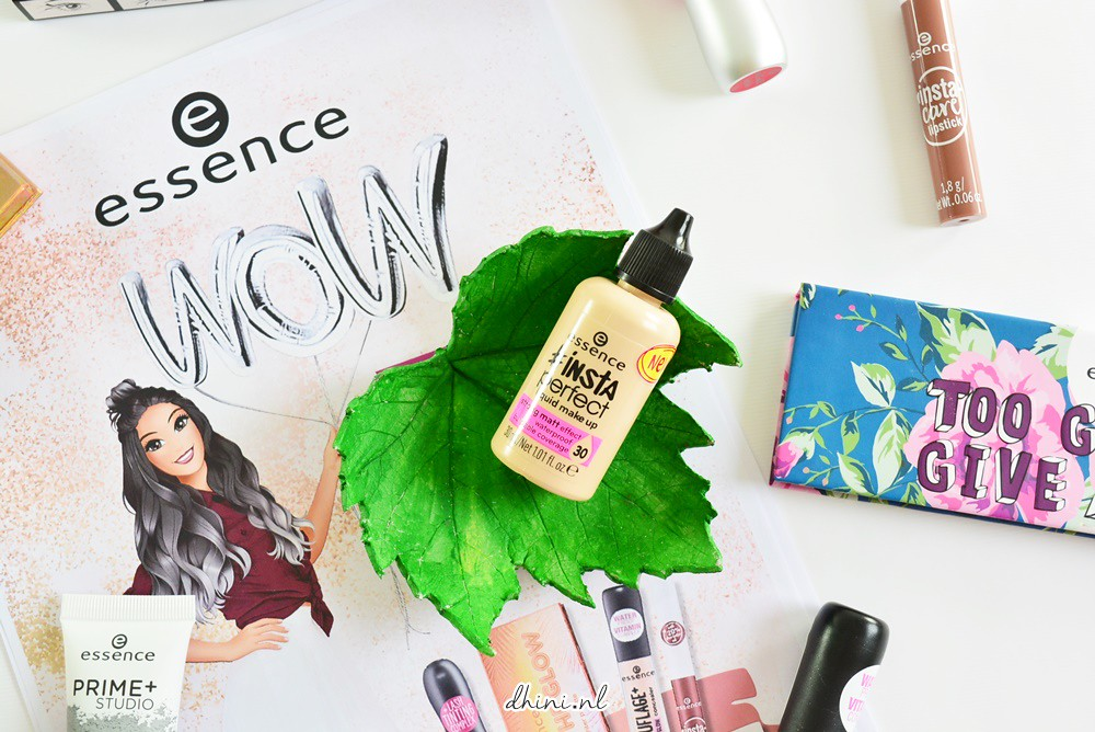 Essence WOW Herfst/Winter 2018