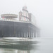 Brighton Place Pier on the mist by lomokev