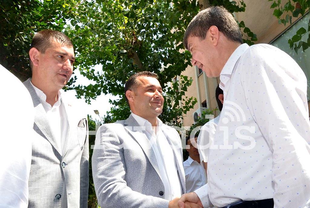 Mustafa Türkdoğan, Adem Murat Yücel, Menderes Türel
