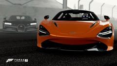 McLaren 720S & Bugatti Chiron  / FM7