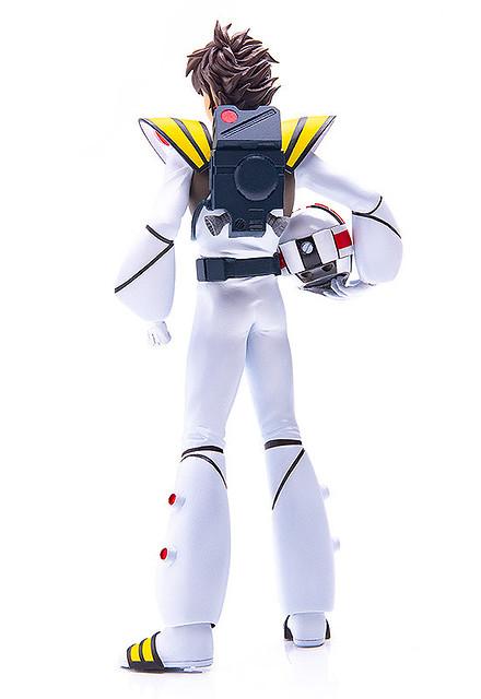 MINIMUM FACTORY 首次推出男性角色《超時空要塞:愛‧還記得嗎》「一条輝」!MF-27 minimum factory 一条輝