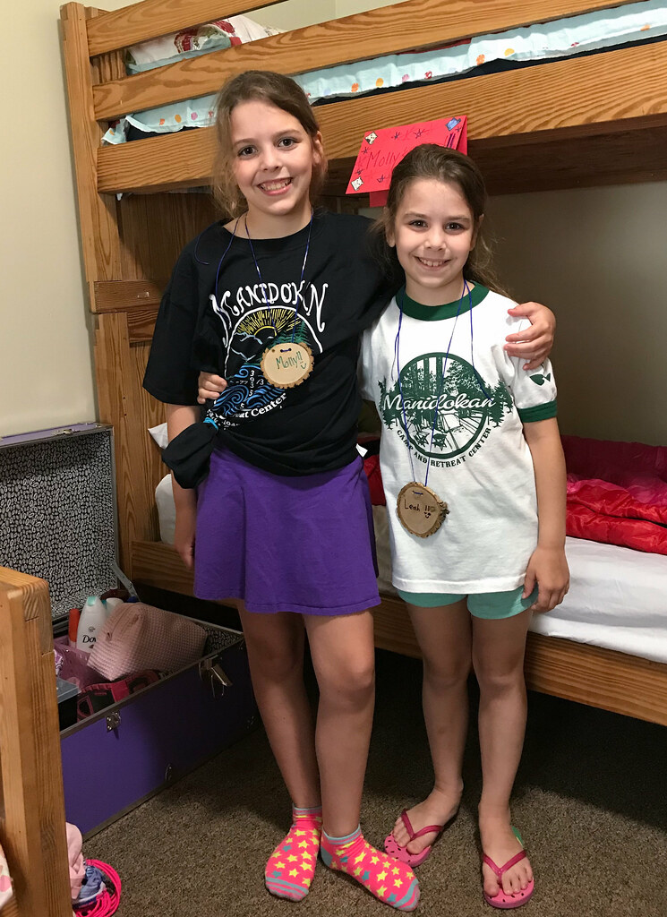Camp sisters