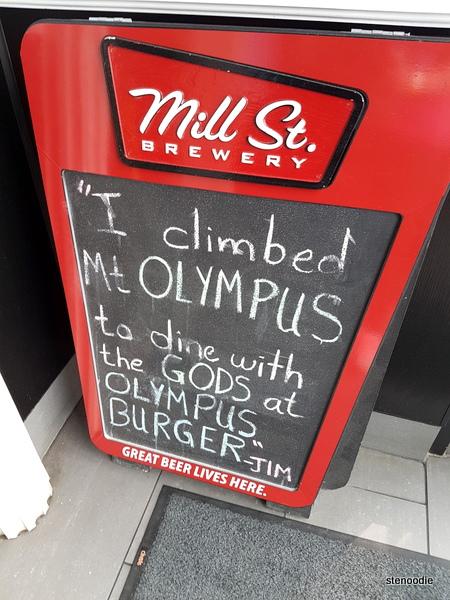 Olympus Burger gods