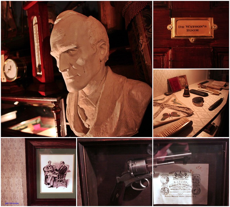 london-Sherlock Holmes- Museum-17docintaipei-福爾摩斯博物館 (14)