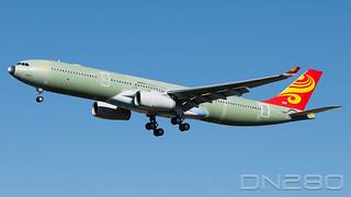 Hainan A330-343 msn 1893
