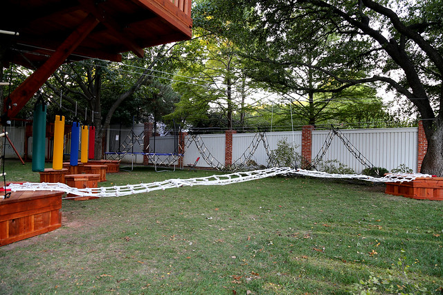 Obstacle Course Activities