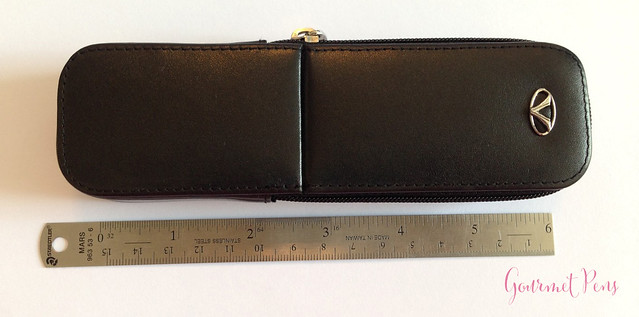 Visconti Zippered Leather Pen Cases @AppelboomLaren @CouronneduComte 1