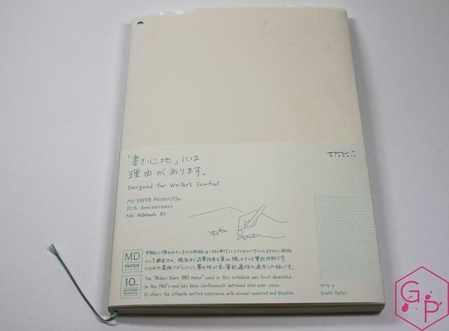 Midori MD 10th Anniversary Notebook @PhidonPens 9