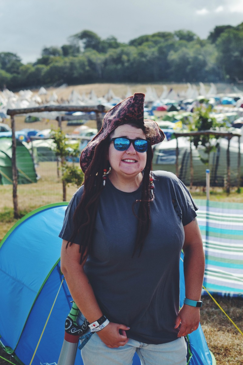 Pirate Smiles Camp Bestival