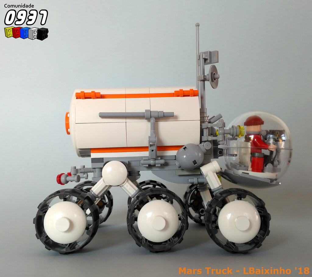 Mars Truck (d)
