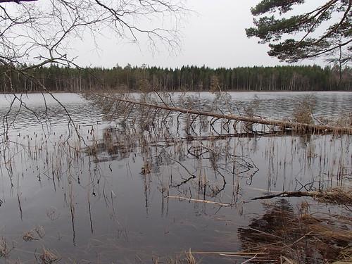 SÖ E18 Härbergssjön