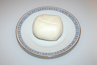 15 - Zutat Mozzarella / Ingredient mozzarella