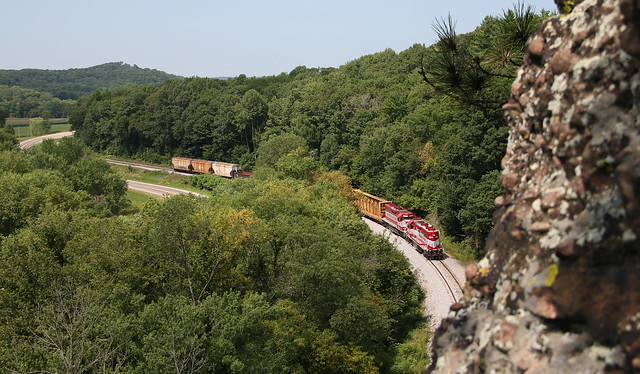 A Gorge in Wisconsin?