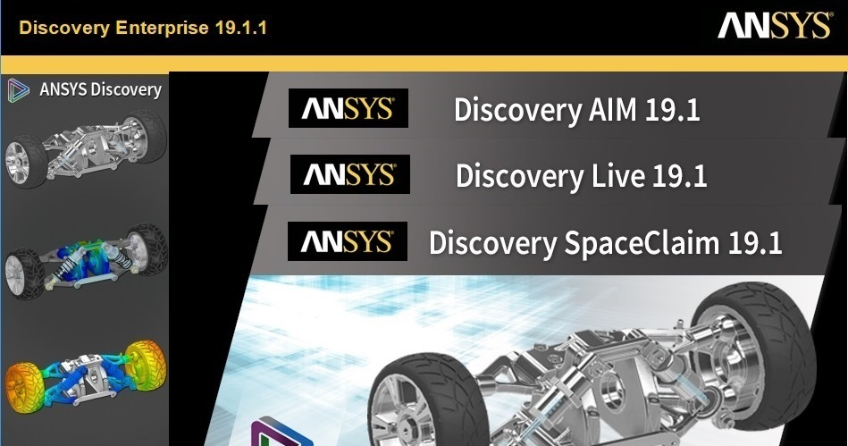 Download ANSYS Discovery Enterprise 19.1.1 Win64 full license forever