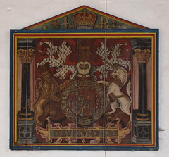 James I royal arms