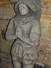 ca. 1485-1492 - 'Florimond de Villers-Saint-Paul (+1472)', Abbaye Saint-Lucien, Beauvais, Église Sainte-Maure-et-Sainte-Brigide, Nogent-sur-Oise, dép. Oise, France
