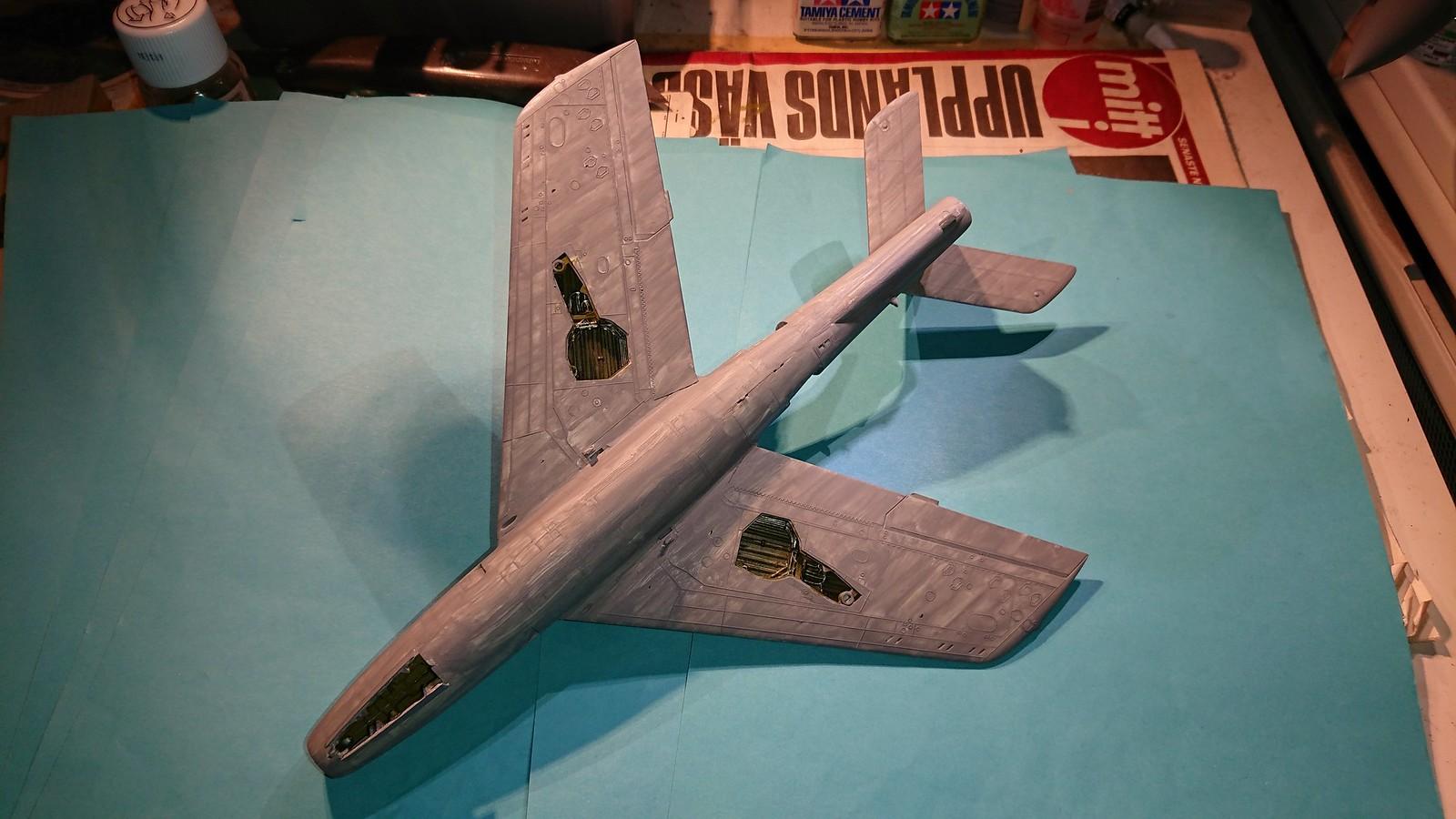 Bundesluftwaffe F-84F JaboG 33 - Revell 1/48 - Sida 4 43714489754_4ce0b47cfb_h