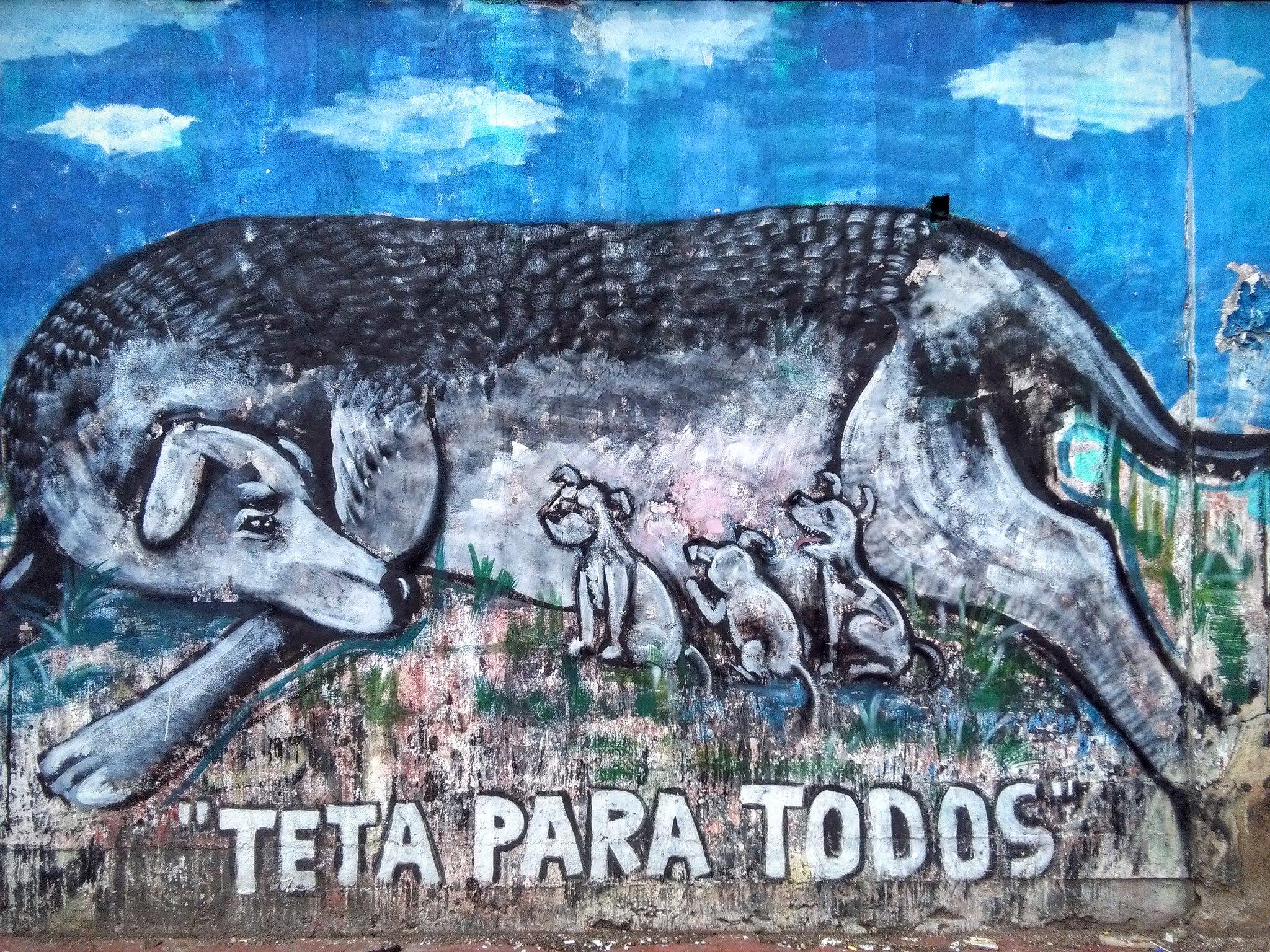 Street art in Córdoba
