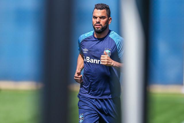 Treino Grêmio 08/09/2018