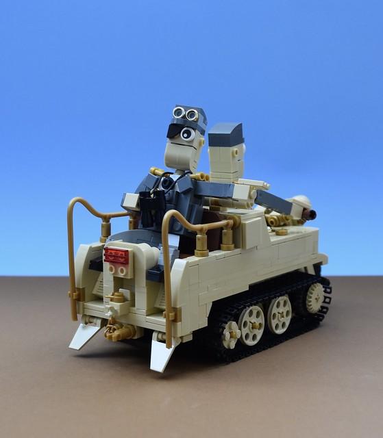 SdKfz 2 : KettenKrad
